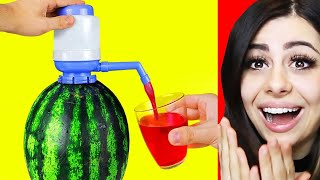 Amazing SUMMER HACKS You Wont Believe !