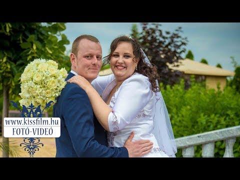 Enikő és Ben esküvője (Kisvárda, Parish Bull)