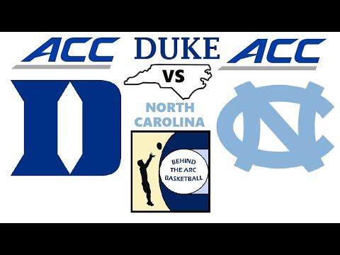 NCAA Basketball: #7 Duke Blue Devils Vs North Carolina Tar Heels (Live Play-By-Play & Reactions)