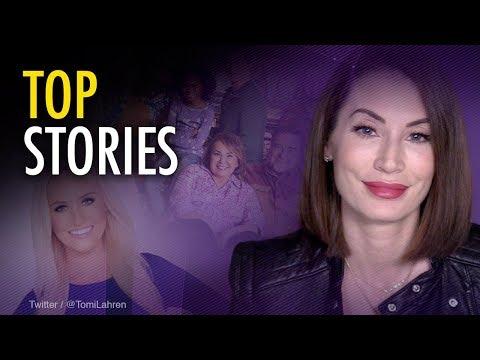 Rebel Buzz: Fox News biopic, Tomi Lahren & Rosanne season finale