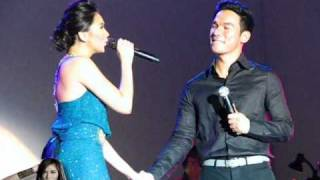 Sarah Geronimo Record Breaker: Ormoc - Tagalog Love Songs Medley with Mark & Sarah (03Sep10)