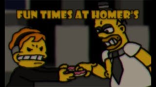 SHOPPING SPREE AT APU'S | FUN TIMES AT HOMER'S - NIGHT 5 COMPLETE | DONUT MINI GAME COMPLETED