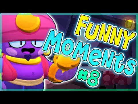 New Brawl Stars LOL, Funny Moments, with Fails and Trolls #8!
