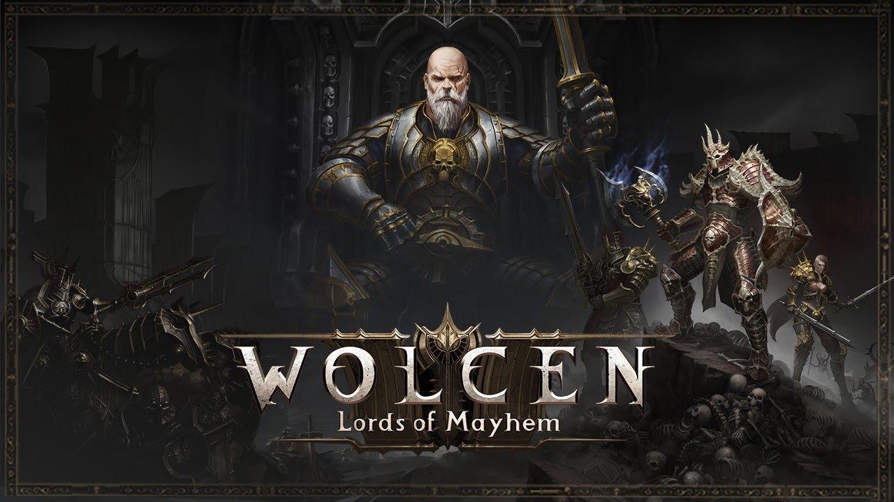 Sauce on Wolcen: Lords of Mayhem