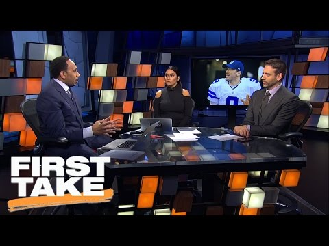 Does Tony Romo Or John Elway Have More Urgency? | First Take