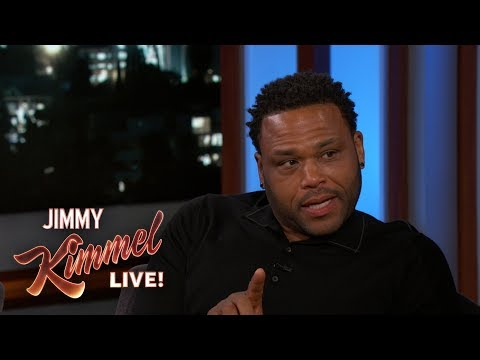 Anthony Anderson's Mom Befriended His Stalker