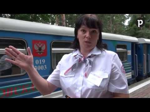 Как работает город: Московская детская железная дорога