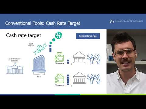 Conventional Monetary Policy Tools: The Cash Rate Target
