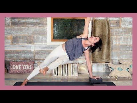 Balance, Core & Asymmetrical Poses Yoga Flow - Int./Adv. Yoga {35 min}
