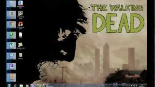 Como baixar The Walking Dead The Game ep - 1  PC