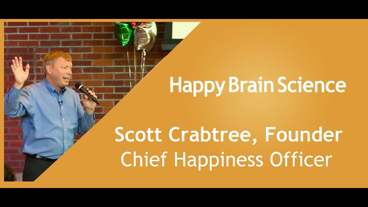Speaking - Happy Brain Science