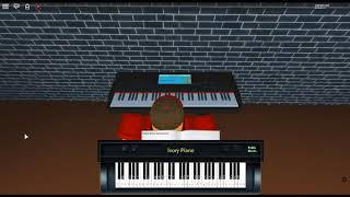Boulevard of Broken Dreams - American Idiot by: Green Day on a ROBLOX piano. [Neoguizmo Arr.]