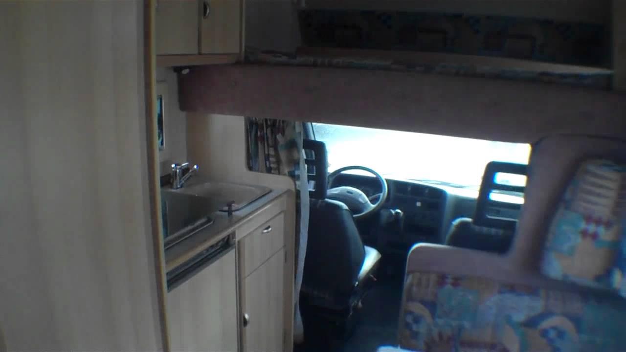 camping car occasion burstner a535 capucine 1997 la roche sur yon 85 vendee venansault. Black Bedroom Furniture Sets. Home Design Ideas