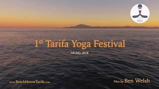 1º Tarifa Yoga Festival