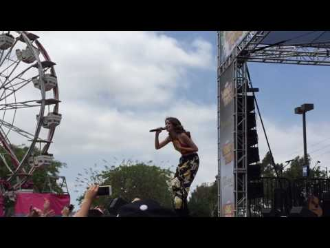 Laura Marano Boombox LIVE part 1