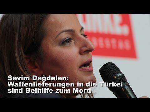 Sevim Dağdelen: Waffenlieferungen sind Beihilfe zum Mord