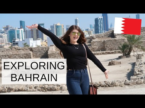 The Best Time at the Mosque! | Bahrain Weekend Vlog