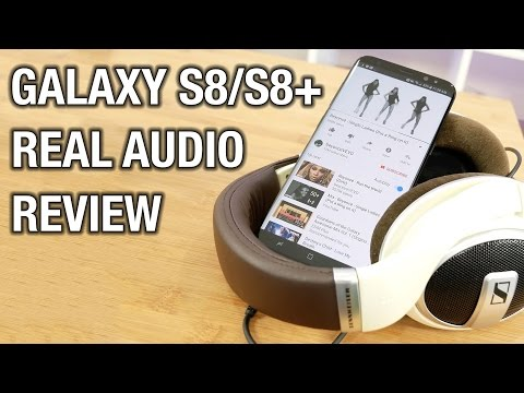 Samsung Galaxy S8 Real Audio Review: Better, but not the headphone champ