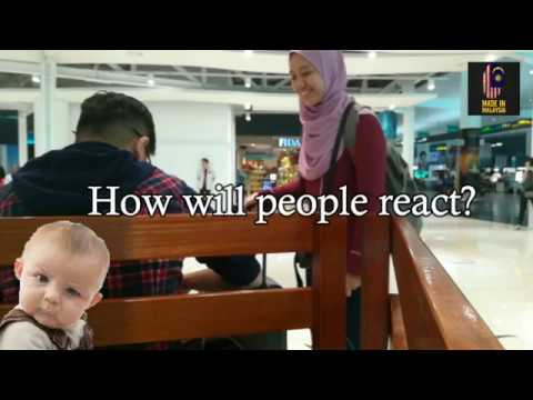 Social Experiment: Do racial differences affect Malaysians' willingness to help others?
