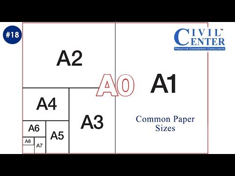 A Series Paper Size Explained: A0, A1, A2, A3, A4