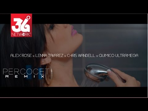 Percocet [Remix] - Alex Rose Ft. Lenny Tavarez - Quimico Ultra Mega - Chris Wandell [Video Oficial]