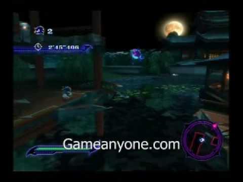 Sonic Unleashed walkthrough part 14: Chu-Nan 1