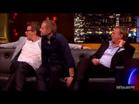 Cast of Mad Dogson The Jonathan Ross  May 18, 2013  Full