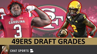 49ers Draft Grades: All 7 Rounds From The 2020 NFL Draft Feat. Javon Kinlaw & Trent Williams Trade