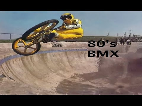 Old School BMX Freestyle Compilation: 1