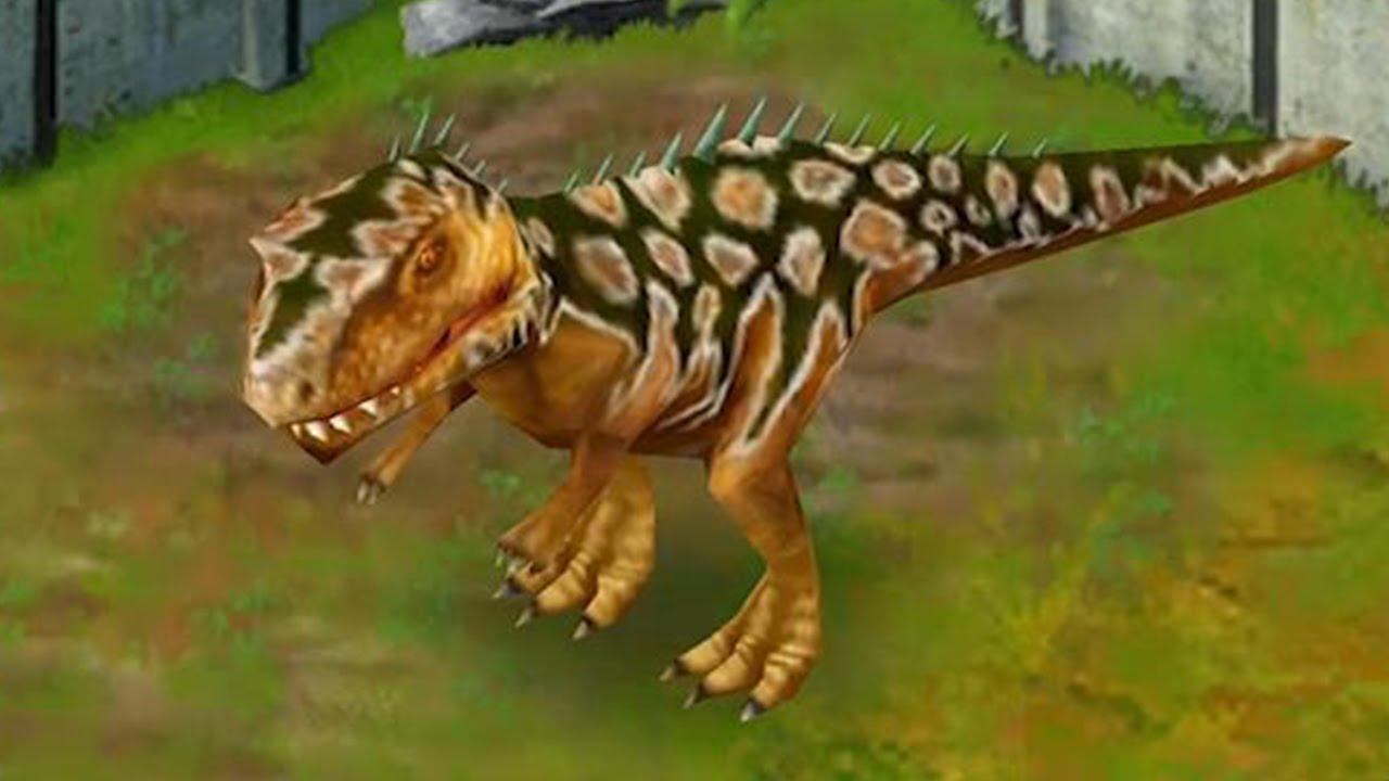 jurassic park builder giganotosaurus wwwpixsharkcom
