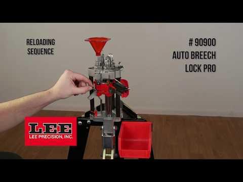 90900 Auto Breech Lock Pro Reloading Sequence