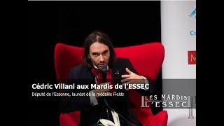 Cédric Villani aux Mardis de l'ESSEC
