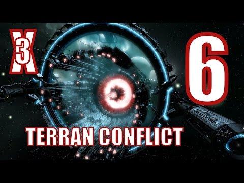 X3 TERRAN CONFLICT / История Ганна!