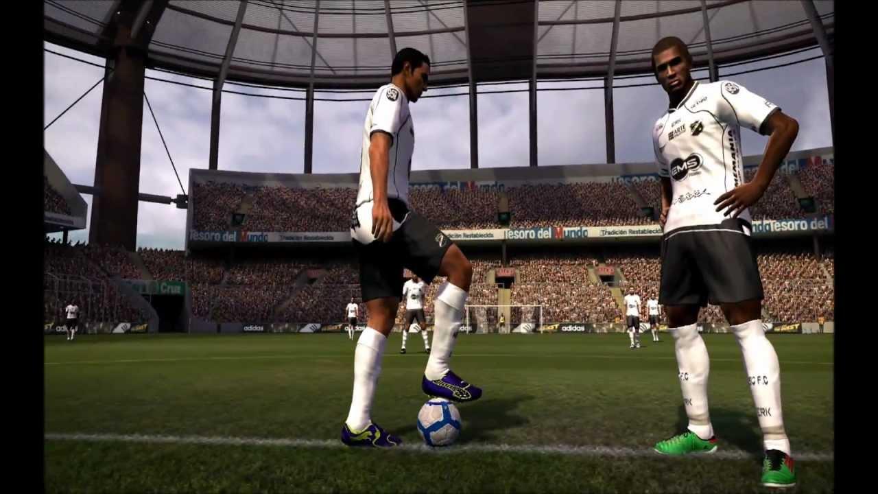 patch de estadios brasileiros para pes 2011