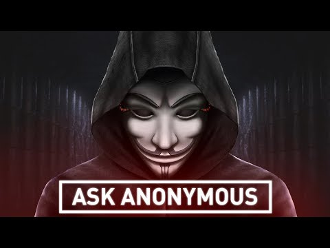 ASK ANONYMOUS (FT THE WATCHER) | EPISODE 1