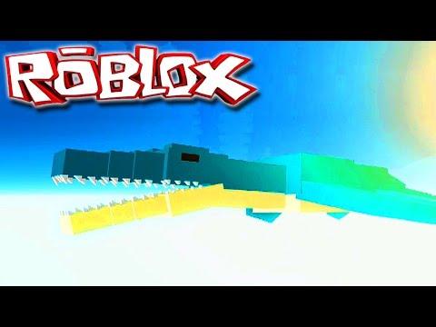 """Dinosaur Simulator """"Roblox"""" – Monstro Marinho """"Pliosaurus"""""""