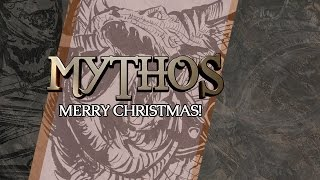 Merry Christmas from the Cast of Mythos