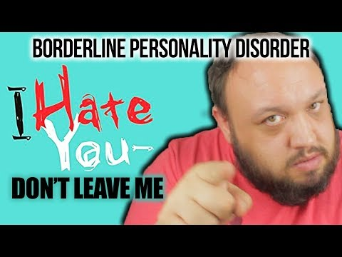 Borderline Personality Disorder (BPD) Book Review - I Hate You Don't Leave Me