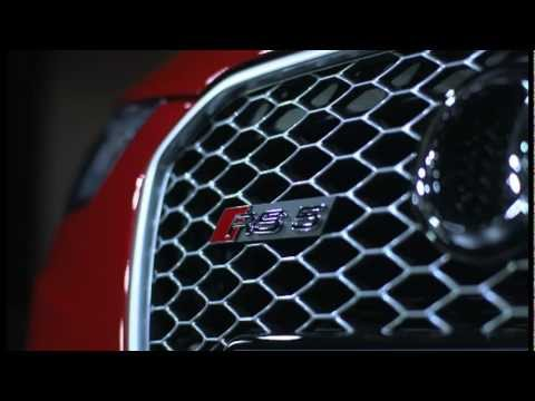 2013 Audi RS5 - Exterior and Interior Details (with engine sounds)