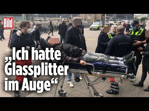 Brutaler antisemitischer Angriff in Hamburg: Jude schildert Hass-Attacke