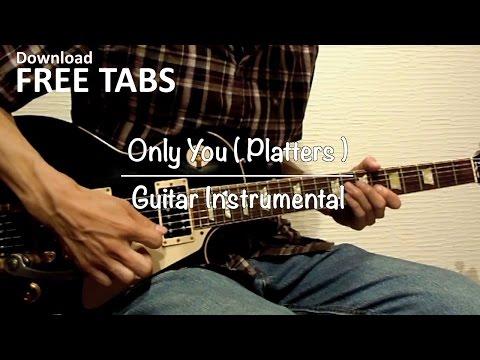 Only You (The Platters) - Guitar Instrumental / Takashi Terada