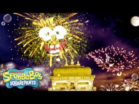 SpongeBob SquarePants | Bollywood Bob Intro | Nick