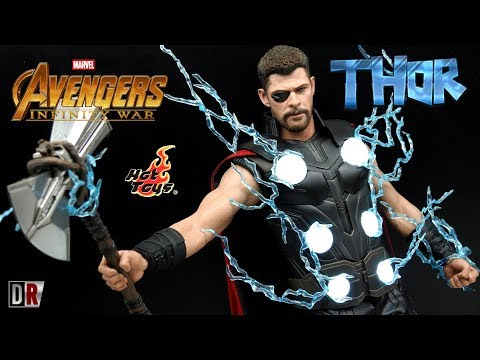 Hot Toys THOR Avengers Infinity War Review BR / DiegoHDM