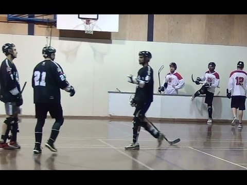 Amazing Goals - Kings (King Gazoo) vs. Marauders (11/09/14) Ball Hockey