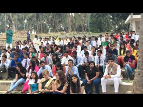 INDIA Model: A New Idea of India, Dr. Subhash Sharma@Republic Day at IBA Bengaluru