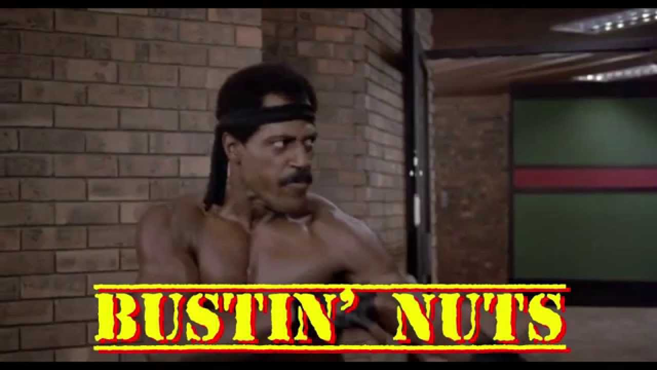Download Bustin' Nuts with Steve James, Michael Dudikoff and David Bradley