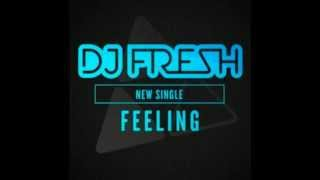 DJ Fresh ft. RaVaughn - The Feeling (HQ) Full