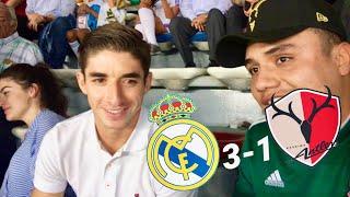 Brizuela se disculpa e invaden la cancha, Real Madrid vs kashima semifinales mundial de clubes 2018