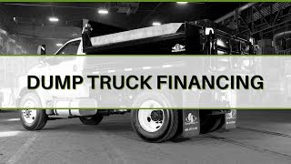 Dump Truck Financing | Envision Capital Group