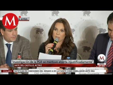 Rico - Kate Del Castillo Regreso A Mexico!